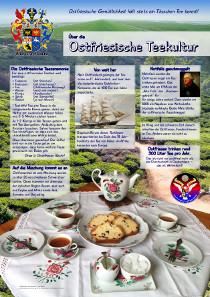 Poster zur Ostfriesischen Teekultur (PDF-Datei zum Selbstdrucken)